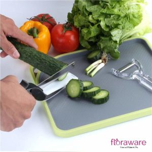 Amazon- Buy Floraware Fruit and Vegetable Clever Cutter