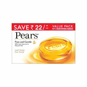 Amazon- Buy Pears Pure And Gentle Bar
