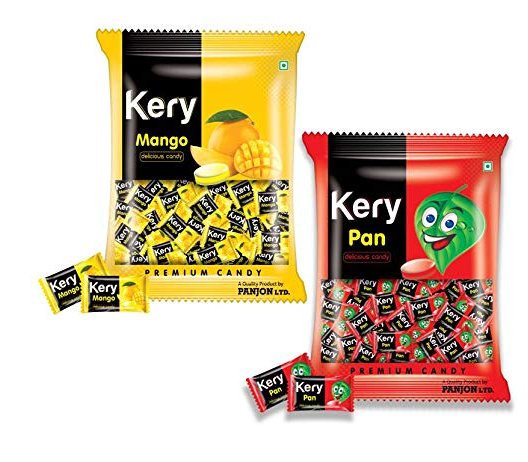 Kery Pan & Mango Candy (Pack of 2) 480g
