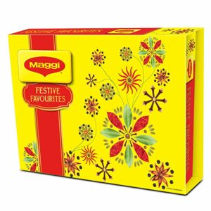 Maggi Festive Cooking Diwali Gift Pack 786 Rs 119 amazon dealnloot