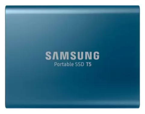 Samsung T5 250 GB External Solid State Drive