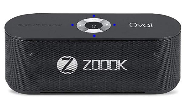 Zoook ZB-Oval Bluetooth Speaker