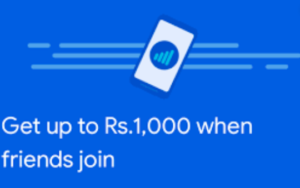 google duo refer and earn upto Rs 1000 scratch card dealnloot