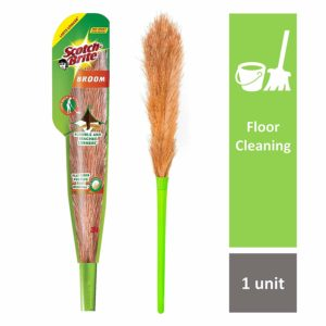 Amazon- Buy Scotch-Brite No-Dust Fiber Broom