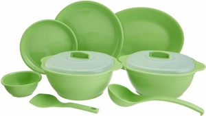 Amazon- Buy Signoraware Round Dinner Set