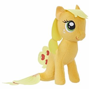 Amzaon- Buy My Little Pony The Movie Apple Jack Sea-Pony Small Plush