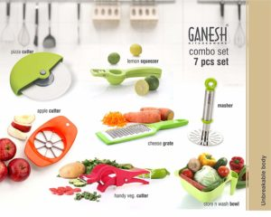 Ganesh Kitchen Vegetable & Fruit Cutter