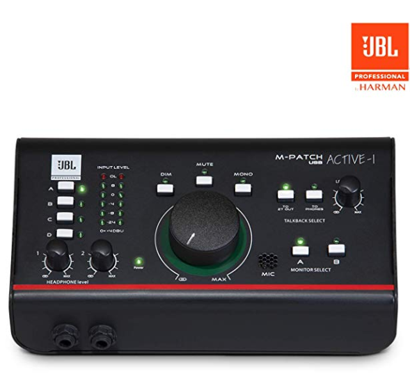 JBL ACTIVE-1 Monitor Controller