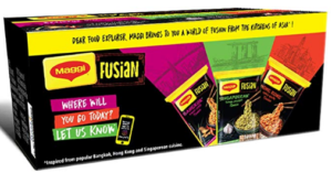 Maggi Fusian Assortment Box 9, 12 X 73 g
