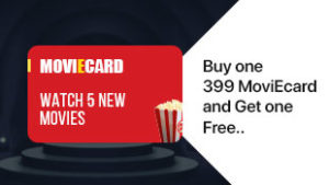 Movie card india offer