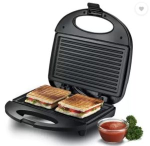 Prestige Sandwich Toaster Atlas with Fixed Grill