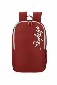 Skybags Decode 11 Ltrs Red Daypack Rs 393 amazon dealnloot