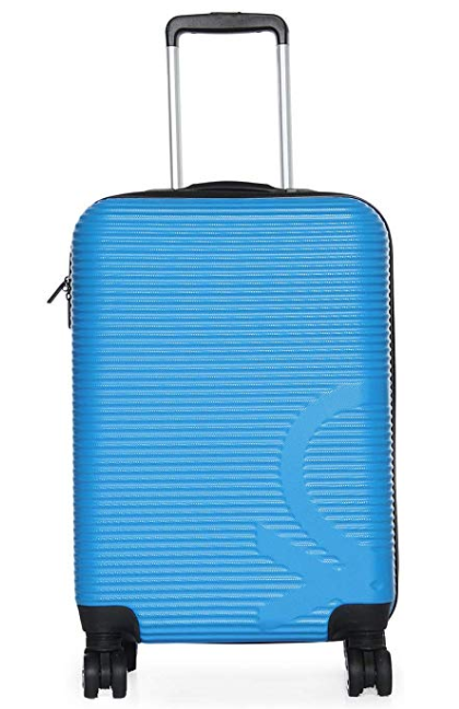 United Colors of Benetton ABS 22.5 cms 196 Hardsided Cabin Luggage