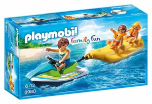 Amazon- Buy Playmobil Personal Watercraft with Banana Boat