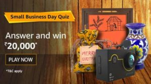 Amazon-Small-Business-Day-Quiz