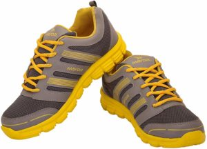 Amazon steal- Buy Mayor Men's Brass Mesh Running Shoes at Rs 175