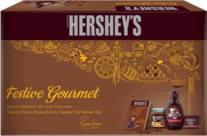 Hershey s Chocolate and Syrup Gift Box Rs 199 flipkart dealnloot