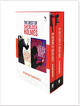 The Best of Sherlock Holmes (Set of 2 Books) P
