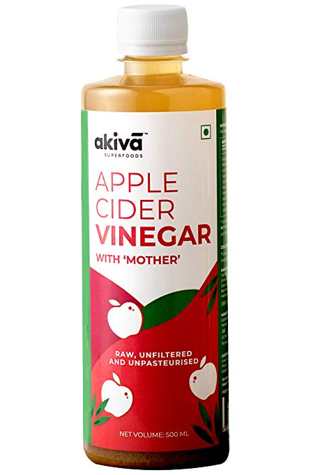 Apple Cider Vinegar with Mother Vinegar with  The Mother, 500 ml