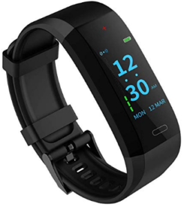 GOQii VITAL 2.0 Activity Tracker with BP Monitor