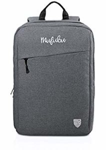Mufubu Presents Iconic Slim Casual Backpack for Rs 299 amazon dealnloot