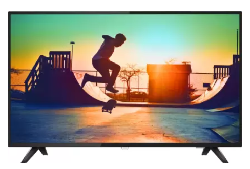Philips 126cm (50 inch) Ultra HD (4K) LED Smart TV
