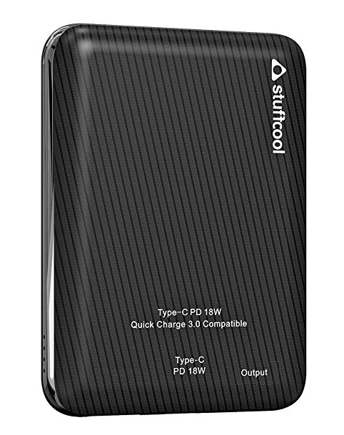 Stuffcool Type C 18W Power delivery 10000 mAh