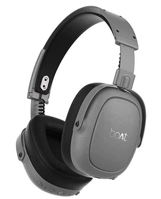 boAt Nirvanaa 715 ANC Active Noise Cancellation Headphones