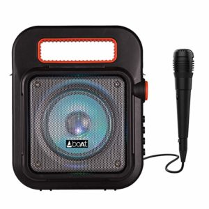 boAt PartyPal 20 Wireless Party Speaker Party Rs 1799 amazon dealnloot