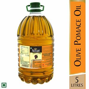 ALLEGRO Olive Pomace Oil 5LTR Rs 1187 amazon dealnloot