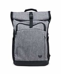 Acer Predator PBG820 Rolltop Jr Backpack Black Rs 945 amazon dealnloot