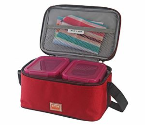 All Time Plastic Lunch Box with Bag Rs 264 amazon dealnloot