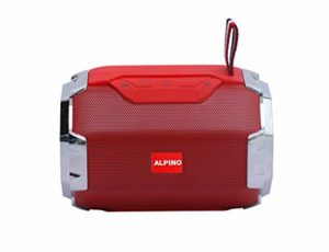 Alpino Trip Max Bluetooth Speaker with dust Rs 432 amazon dealnloot