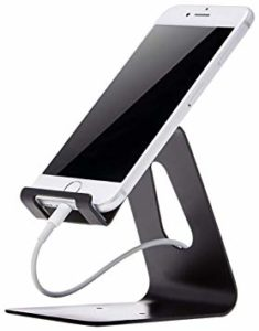 AmazonBasics Cell Phone Stand for iPhone and Rs 99 amazon dealnloot