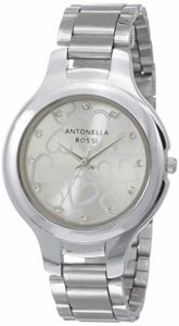 Antonella Rossi Analog White Dial Unisex s Rs 155 amazon dealnloot