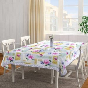 Bombay Dyeing Printed 6 Seater Table Cover Rs 149 flipkart dealnloot