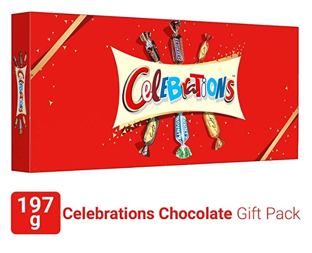 Celebrations Valentines Day Assorted Chocolate