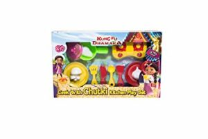 Chhota Bheem Kung Fu Dhamaka Chutki Kitchen Rs 92 amazon dealnloot