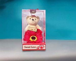 Collectible India Valentine Gifts Cute Teddy Bear Rs 89 amazon dealnloot