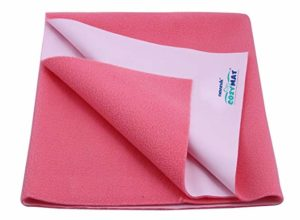 Cozymat Dry Sheet Waterproof Breathable Bed Protector Rs 90 amazon dealnloot