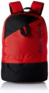Fastrack 21 Ltrs Red School Backpack A0723NRD01 Rs 199 amazon dealnloot