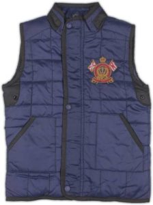 Fort Collins Sleeveless Solid Boys Jacket Rs 399 flipkart dealnloot