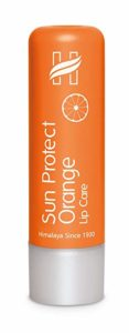 Himalaya Sun Protect Orange Lip Care 4 Rs 87 amazon dealnloot