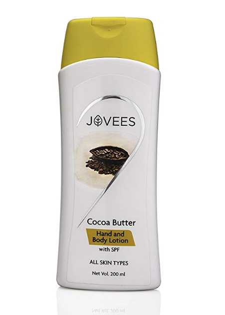 Jovees Cocoa Butter Hand and Body Lotion (200ml)