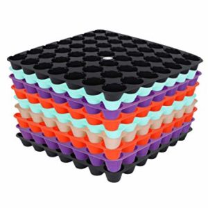 Kraft Seeds Seedling Pro Tray Colourful Exotic Rs 171 amazon dealnloot