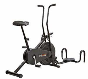 Lifeline 102 Exercise Cycle with Twister and Rs 2773 amazon dealnloot