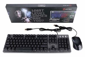 Live Tech Octane Gaming RGB Keyboard Mouse Rs 599 amazon dealnloot