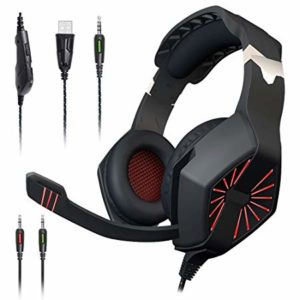 Maono AU A1 Gaming Headphones with Headset Rs 999 amazon dealnloot