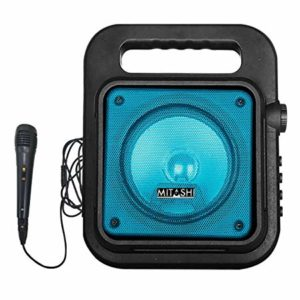 Mitashi PS 6510 BT Portable Karaoke Bluetooth Rs 1699 amazon dealnloot