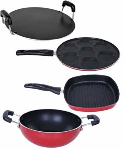 Nirlon Non Stick Mini Kitchen Cooking Item Rs 787 amazon dealnloot